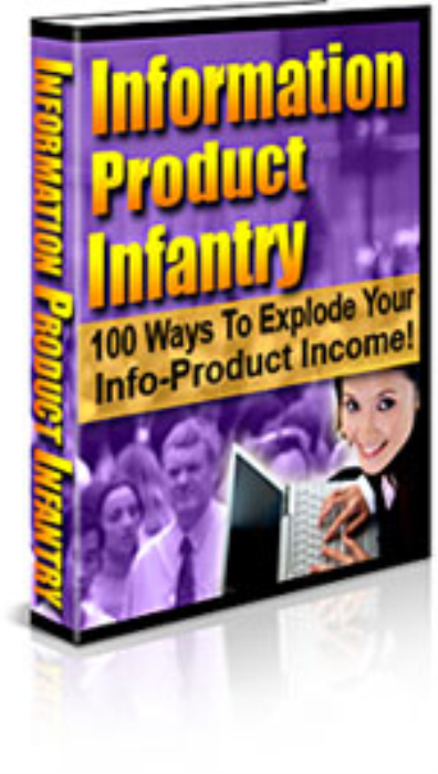 First Additional product image for - Information Product Infantry