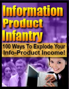 information product infantry