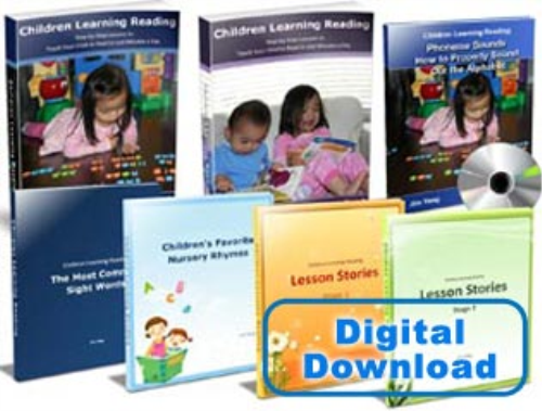 First Additional product image for - Children Learning Reading - Amazing Reading Program Parents Love