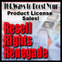 Resell Rights Renegade | eBooks | Business and Money