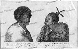 Maori and Tahiti faces of defiance, Sydney Parkinson, 1773 | Photos and Images | Travel