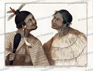 Warrior and his wife, Sidney Parkinson, 1784 | Photos and Images | Travel