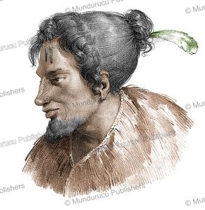 Native of Reinga, Louis Auguste de Sainson, 1833 | Photos and Images | Travel