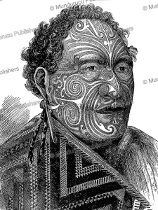Tamati Waka Nene, Chief of Ngapuhi, Samuel Stuart, 1840 | Photos and Images | Travel