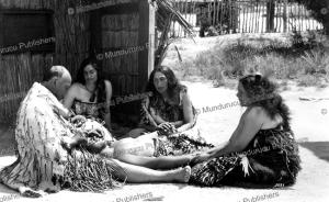 A Maori man being tattooed, Rotorua village | Photos and Images | Travel