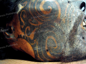 Close up of a preserverd moko | Photos and Images | Travel