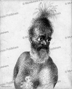 Portrait of a Maori man, William Hodges, 1775 | Photos and Images | Travel