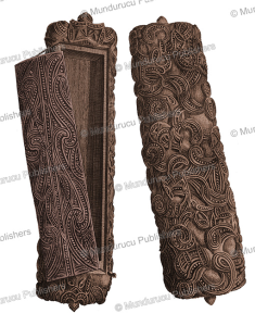 Carved coffins from de natives of New Zealand, R. Ralph, 1773 | Photos and Images | Travel