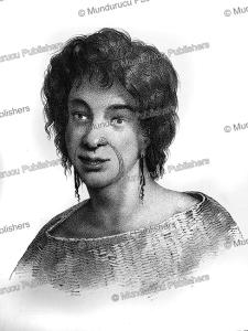 Taghi taghi, a woman of Tasman Bay, Louis Auguste de Sainson, 1833 | Photos and Images | Travel