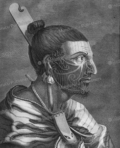 Portrait of Otegoowgoow, son of a chief, Sidney Parkinson, 1780 | Photos and Images | Travel
