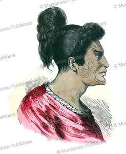 native of new zealand, mercier, 1840