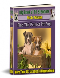 big book of pit breeders | eBooks | Pets