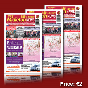 Midleton News January 16th 2019 | eBooks | Magazines