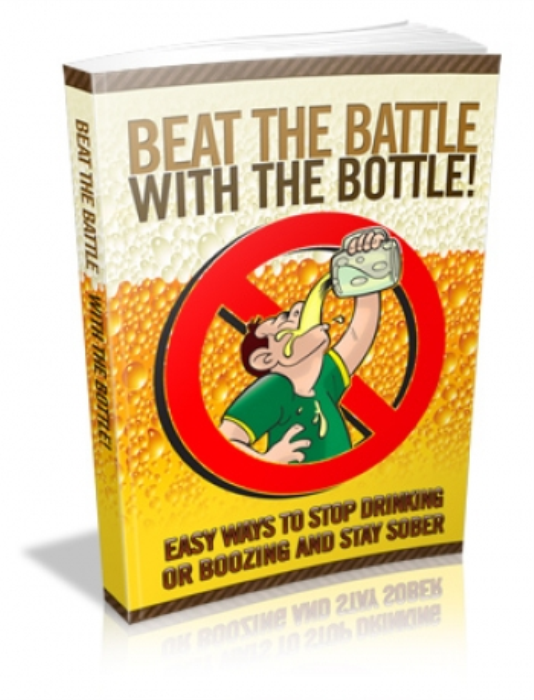 First Additional product image for - beat the battle with the bottle