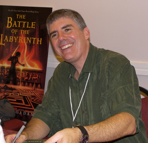 First Additional product image for - THE BATTLE OF THE LABYRINTH By Rick Riordan (2008) (LISTENING LIBRARY) Unabridged 320 Kbps MP3 AUDIO BOOK