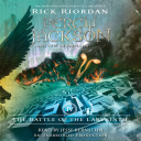 THE BATTLE OF THE LABYRINTH By Rick Riordan (2008) (LISTENING LIBRARY) Unabridged 320 Kbps MP3 AUDIO BOOK   Audio Books   Children's
