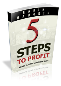 the five steps to profit