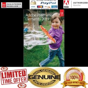 adobe premiere elements 2019 full genuine (pc download)