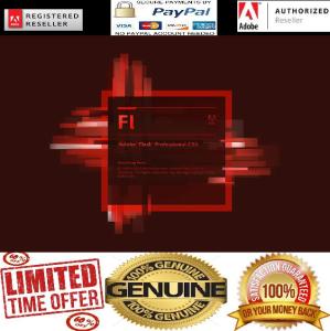adobe flash professional cs6 (pc download)