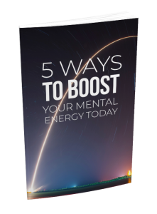 5 Ways To Boost Your Mental Energy Today | eBooks | Self Help