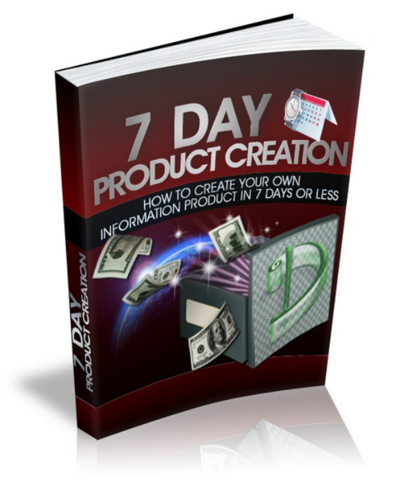 First Additional product image for - 7 Day Product Creation