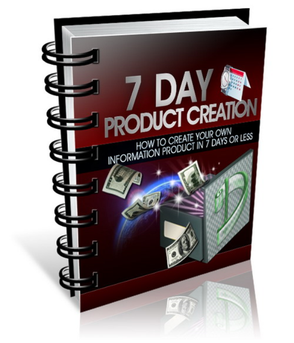 Second Additional product image for - 7 Day Product Creation