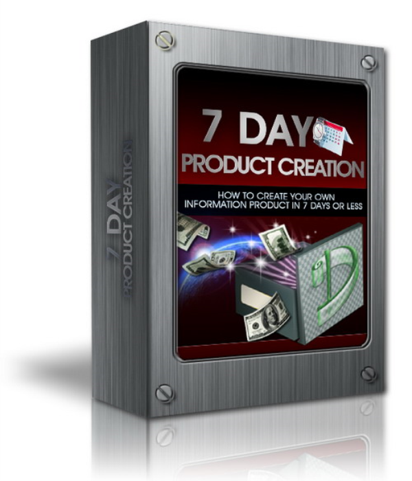 Third Additional product image for - 7 Day Product Creation