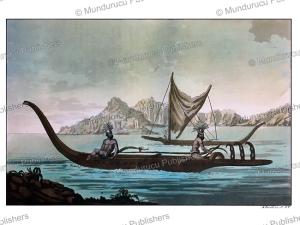 resolution bay, marquesas islands, angelo biasioli, 1816