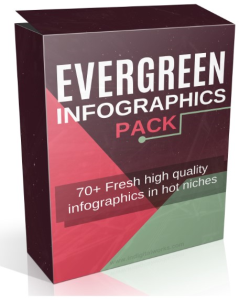 evergreen infographics pack