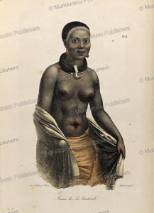 Beautiful woman from the Sandwich Islands, Hawaii, Ludwig Choris, 1822 | Photos and Images | Travel