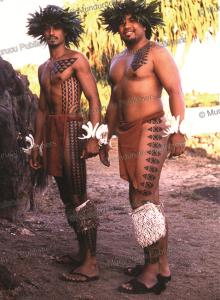 Hawaiian man with traditonal tattoos, Gilles Frenken, 1982   Photos and Images   Travel