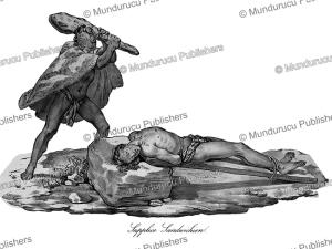 Human sacrifice on Hawaii, Jacques Arago, 1822 | Photos and Images | Travel