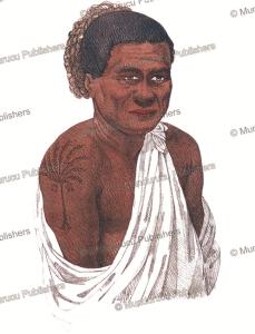 Hawaiian man, Louis Choris, 1816   Photos and Images   Travel