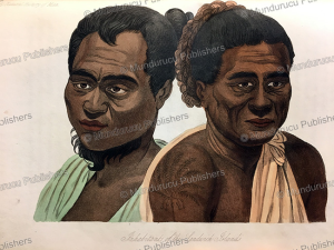 Inhabitants of the Sandwich Islands, Hawaii, Louis Choris, 1816 | Photos and Images | Travel