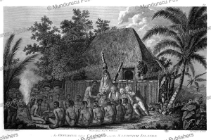 An offering before Captain Cook, John Webber, 1781 | Photos and Images | Travel