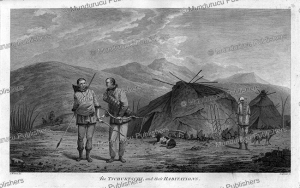 chukchi, john webber, 1784