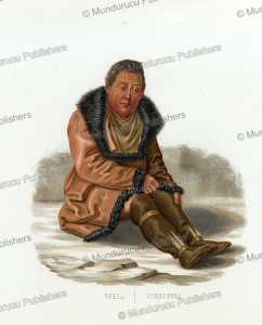 Chukchi woman, Ivan Dem'ianovich Bulychev, 1856 | Photos and Images | Travel