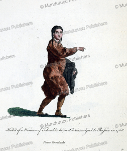 Chukchi, Abbe´ Chappe d'Auteroche, 1768 | Photos and Images | Travel