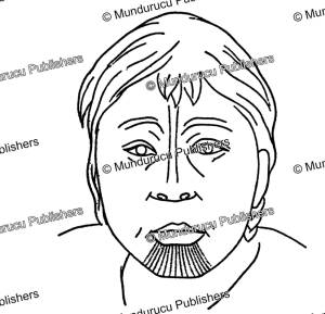 Chukchi face tattoo pattern, Waldermar Bogoras, 1904 | Photos and Images | Travel