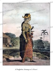 a penganten la´nang or javanese bridegroom, william daniell, 1824