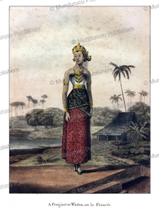 A Penganten Wa´don or Javanese Bride, William Daniell, 1824 | Photos and Images | Travel
