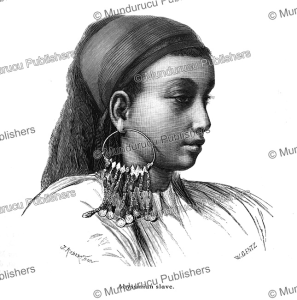Abyssinian female slave in Upper Egypt, Wilhelm Gentz, 1878 | Photos and Images | Travel