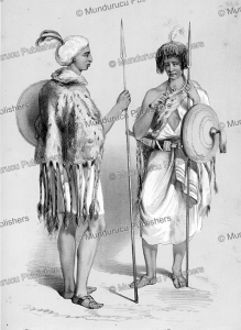 Danakil warriors, Major W. Cornwallis Harris, 1845f | Photos and Images | Travel