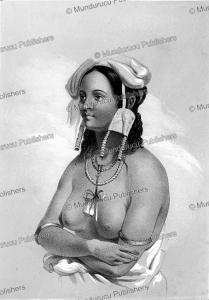 Danakil Woman, Major W. Cornwallis Harris, 1845f | Photos and Images | Travel
