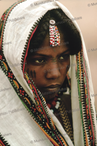 danakil woman, ethiopia, victor englebert, 1970