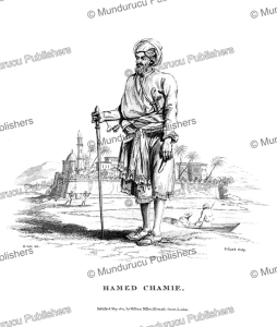 Hamed Chamie, the Arabian translator of Lord Valentia, H. Salt, 1809 | Photos and Images | Travel