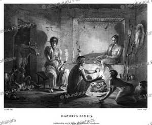 Hazorta family, Abyssinia, H. Salt, 1809 | Photos and Images | Travel