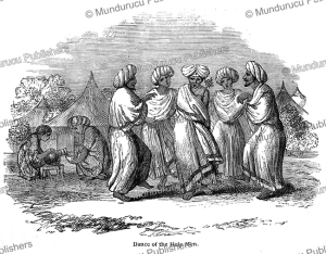 Dance of the Holy men, Abyssinia, Josiah Wood Whymper, 1868 | Photos and Images | Travel