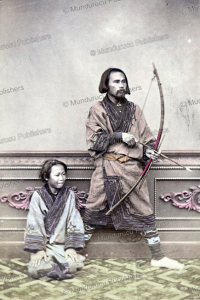 Ainu archer, 1875 | Photos and Images | Travel