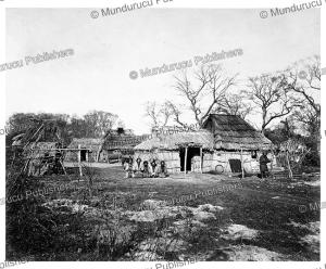 Ainu village, Baron Raimund von Stillfried, 1885 | Photos and Images | Travel
